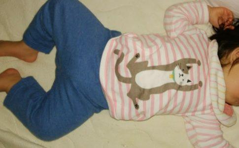 赤ちゃん本舗のcocupaパジャマ