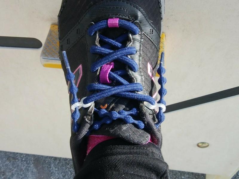 キャタピーエアーの靴紐
