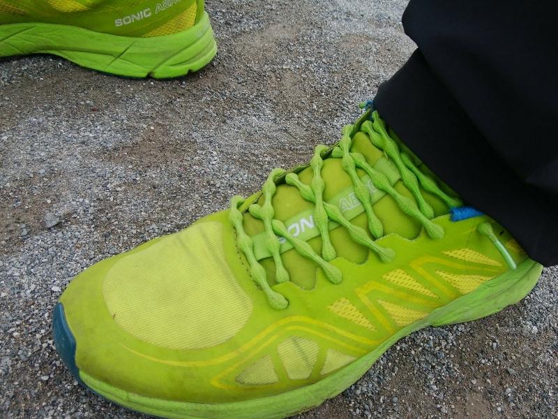 クールノットの靴紐